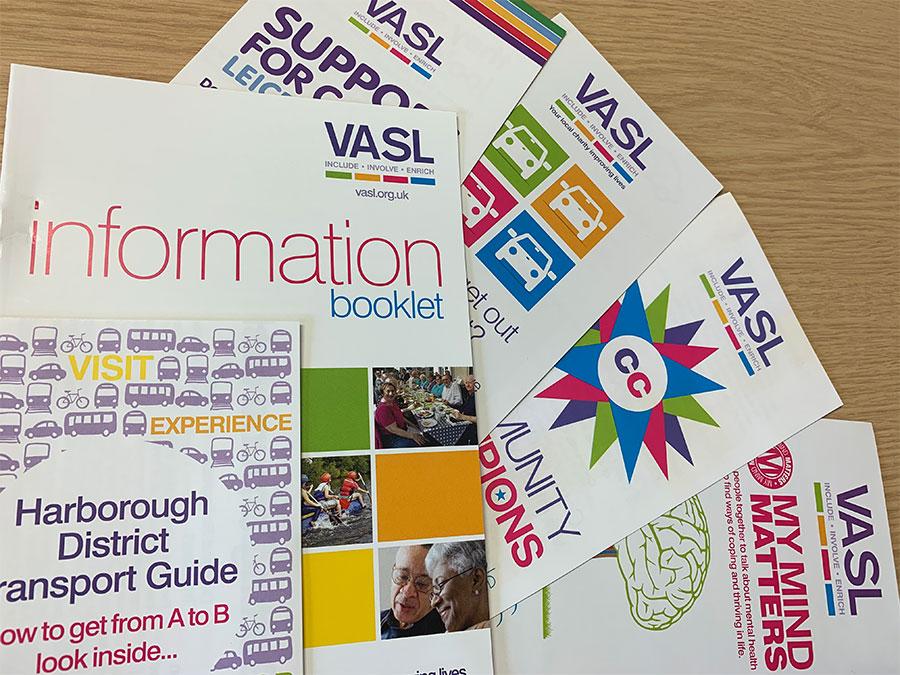 VASL Leaflets